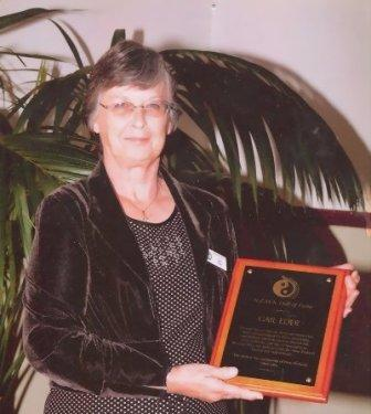 Gail Eder Inductee New Zealand Martial arts Hall of Fame