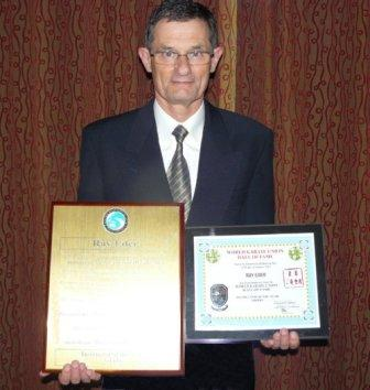 Ray Eder Australasian Martial Arts Hall of Fame